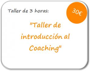 Taller (Que es coaching)